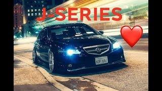 Ultimate Acura Honda V6 J32 Exhaust Sound Compilation
