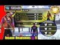 INSANE SOLO VS SQUAD GAME! (pro gameplay...) - Garena Free Fire