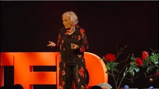 It's never too late | Dilys Price OBE | TEDxCardiff