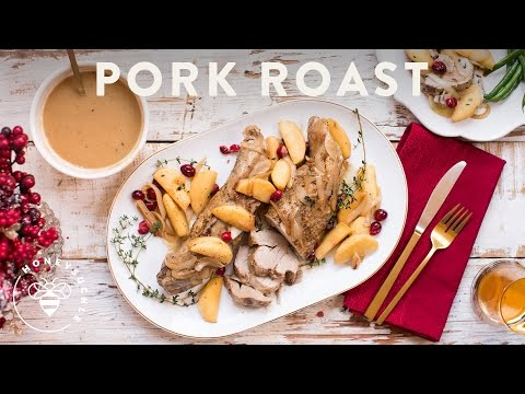 Apple Cider Pork Tenderloin With Crock-Pot® Slow Cooker - Honeysuckle