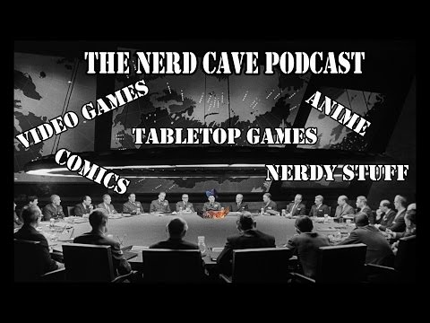 The Nerd Cave podcast 1: Magic, summer anime season and Gawker