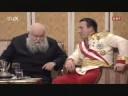 Hermann Nitsch bei Wir sind Kaiser