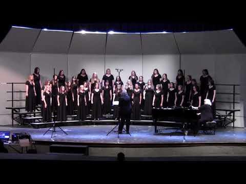 """""""Herbstlied"""" - CSHS Treble Varsity Choir UIL 04/19/2018"""