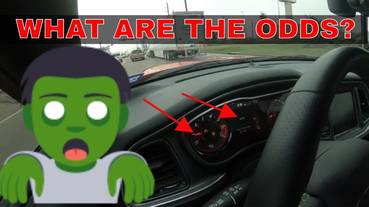 My Dodge SRT Hellcat Goes Limp and Triggers Diagnostic Code P2173 🤔