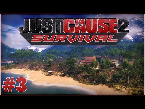 Just Cause 2 | Ala stă la camp... | Survival