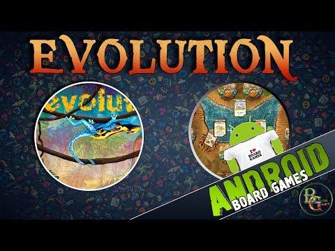 Evolution \ Эволюция Настольная игра  Android Обзор