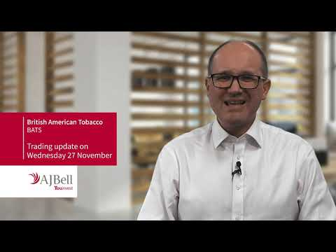AJ Bell Youinvest Breaking The Mould - British American Tobacco Trading Update 2019