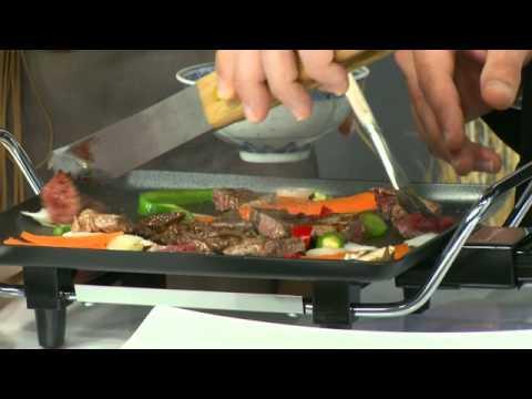 Quigg Elektrogrill Test : Rosenstein & söhne elektro grill teppan yaki style