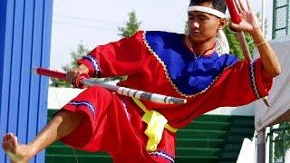 КРАБИ-КРАБОНГ. (Таиланд). Боевые искусства мира. Martial arts world. Krabi KRABONG. (Thailand)