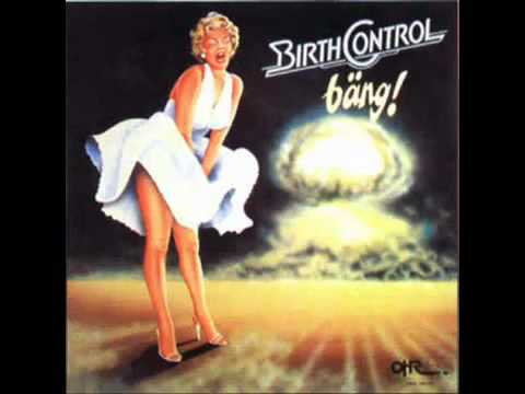"Birth Control - ""Nuclear Reactor"" (1982)"