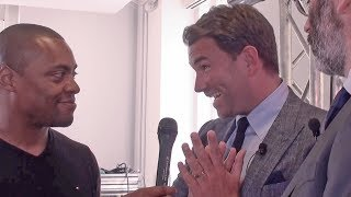 Eddie Hearn Announces $1,000,000,000 DEAL!! American TAKEOVER IS ON!!!