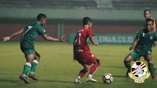"""PDRM FA - Pre Season 2018 """"THE COPS FIGHT TOGETHER FIGHT FOREVER"""