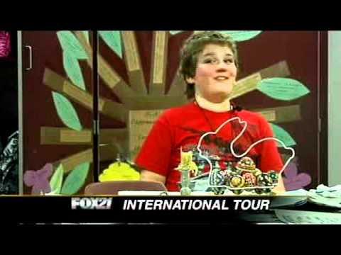International Tour Day at Academy International Elementary School