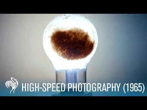 British Pathé Gems Nº2 - High-Speed Photography  (c.1965)