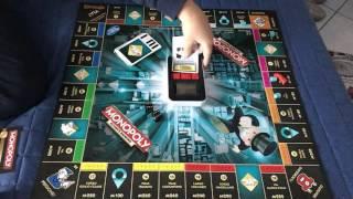 Monopoly ultimate banking (grandi giochi) fantastico-gamplay