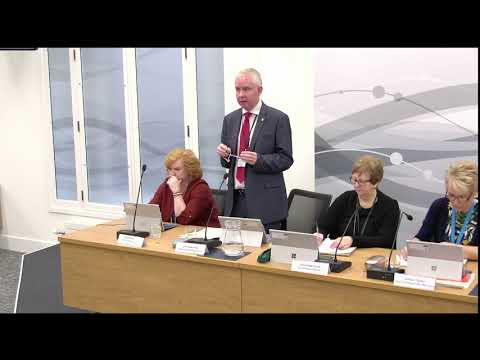 Strategic Policy and Resources Committee, Perth & Kinross Council - 28 November 2018