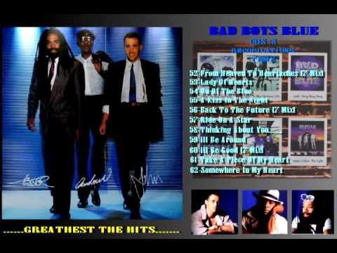 Bad Boys Blue - Thinking About You..........[Recop..]