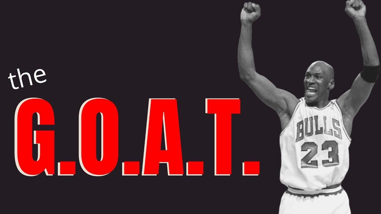 Why Michael Jordan is the GOAT.. - YouTube