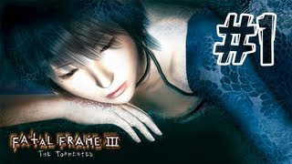 Fatal Frame 3 - Walkthrough Part 1 Hour 0 (The Calling)