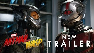 Ant-Man And The Wasp Official Trailer 2018, Sci-fi Movie. [Full HD Video]