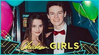 """CH CKEN G RLS 2  Annie And Hayden In """"Ace's Party""""  Ep. 6"""