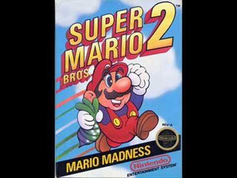 Super Mario Bros 2 Boss Theme Youtube