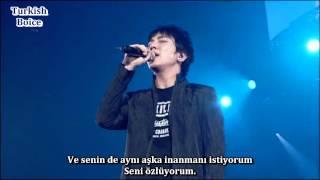 CNBLUE - Don't Say Good Bye (Eng. Ver.) Türkçe Altyazılı Mp3