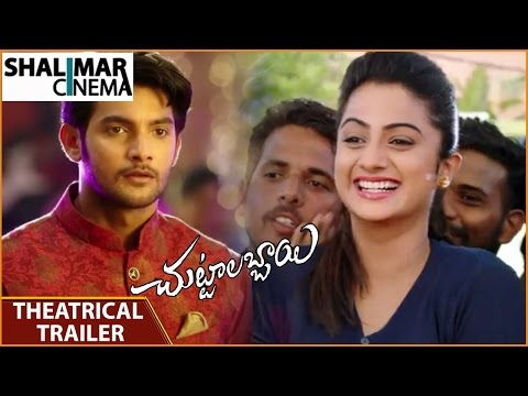 Chuttalabbayi Theatrical Trailer || Aadi,...
