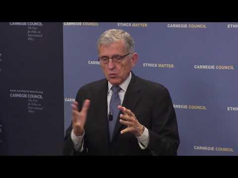 Tom Wheeler: Income Inequality & the Future of Work