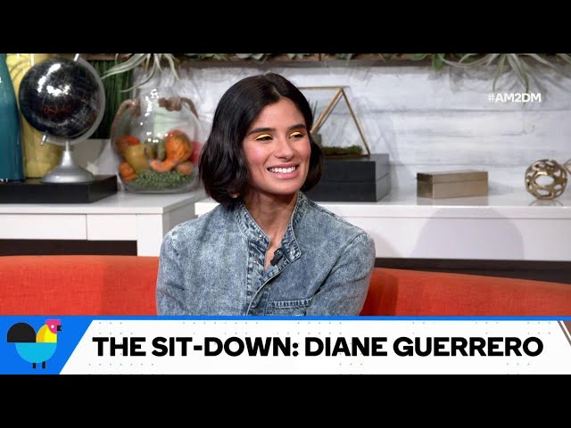 Diane Guerrero Didnt Expect Her Orange Is The New Black Characters Ending