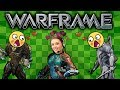 When a Girl Joins the Lobby! :|: (Warframe Funny Moments) Pt. 1