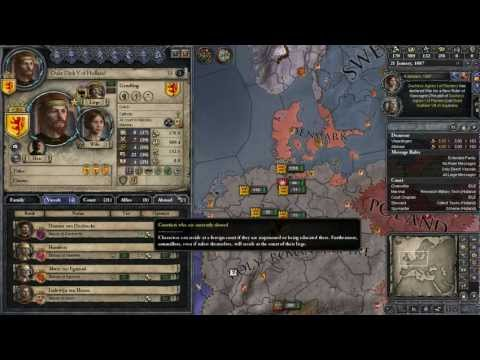 [CK2 1.08] Holland/Frisia, part 1