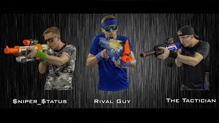 NERF WAR | THE COMPETITION thumbnail