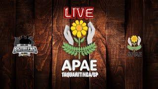 Live APAE de Taquaritinga Estrelas da Arena - ACR 22/08/2020