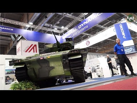 Review tracked armoured vehicle IFV IDET 2017 to replace Soviet-made BMP 2 of Czech Republic Army