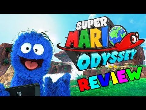 Super Mario Odyssey Review │ The One We've Been Waiting For