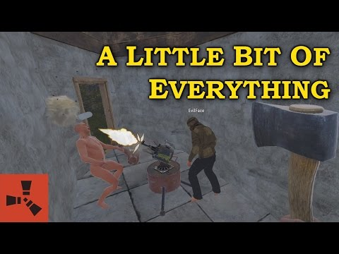 A Little Bit Of Everything - [Rust]