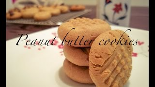 Peanut Butter Cookies with Multigrain Flour  The Icing World