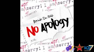 Soca 2015 - Kerwin Du Bois- No Apology