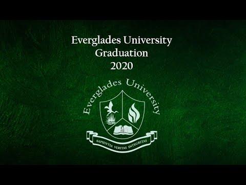 Everglades University 2020 Graduation
