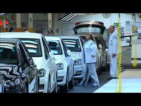 ألمانيا تخفِّض تقديراتها بشأن النمو الاقتصادي للعام الجاري…  - 21:54-2019 / 4 / 17