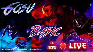 LAST DAY IN NA | GOSU BASIC | MLBB