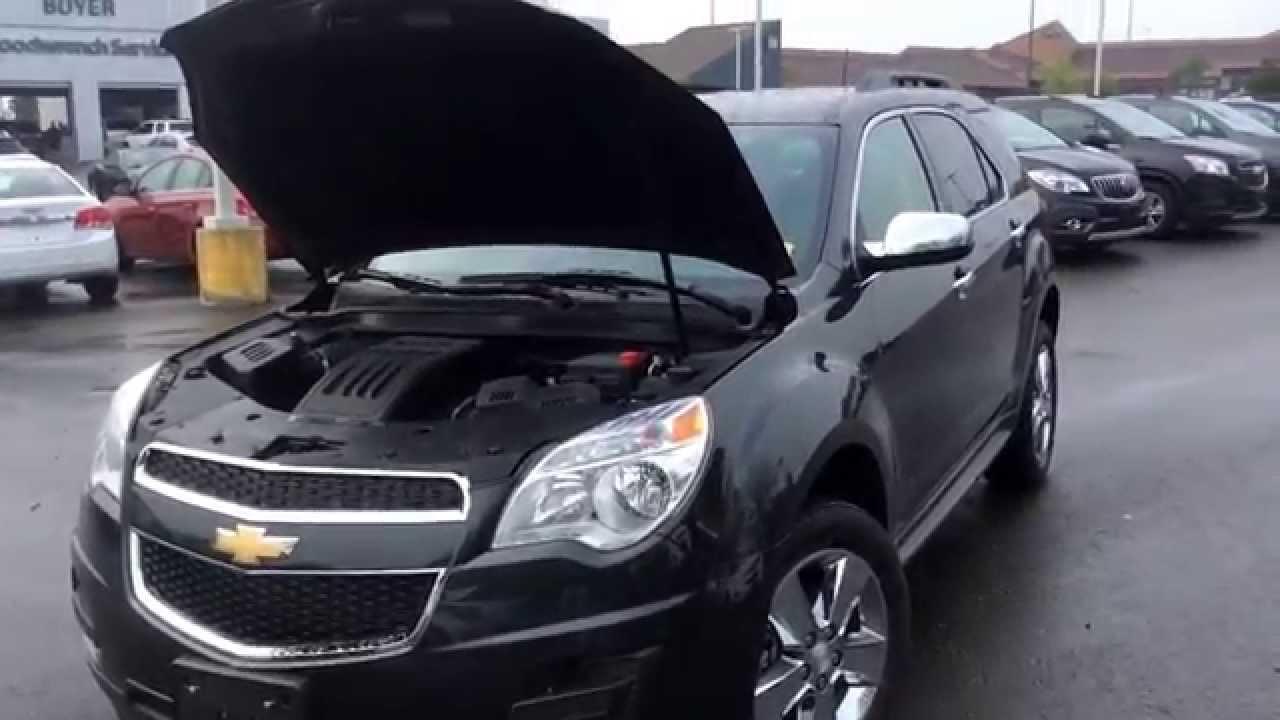 Equinox 2014 chevrolet equinox reviews : 2014 Chevrolet Equinox FWD 2LT Review | 140851 - YouTube