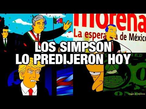 LAS NUEVAS PROFECÍAS DE LOS SIMPSON PARA JULIO 2019