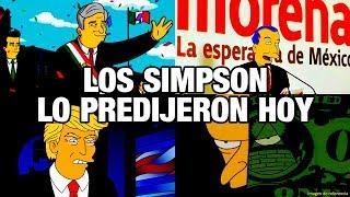 ProfecÍas De Los Simpson Para El AÑo 2020