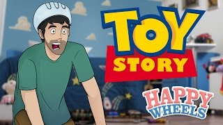HAPPY WHEELS: TOY STORY