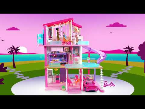 Barbie DreamHouse | Barbie At Toys