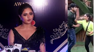Rashami Desai Reaction on Fight With Sidharth Shukla in Bigg Boss House