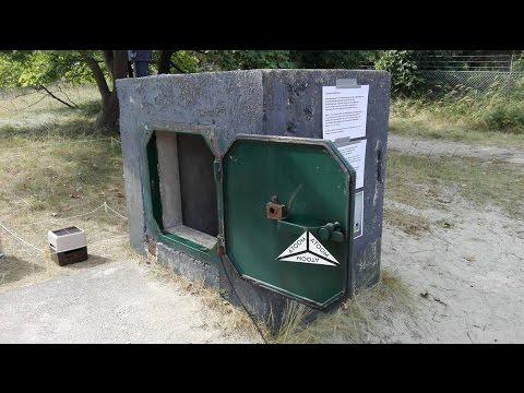 Cold war bunker Westenschouwen / Bunkers