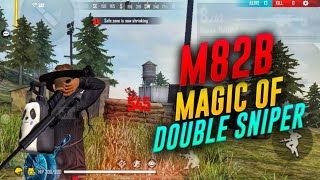 SASTA JUGAAD M82B ||@SKYLORD || Don't see my title see my gameplay 😅😅|| EPIC BATTLES || Free Fire